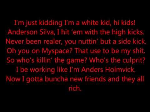 Hoodie Allen No Interruption  Lyrics