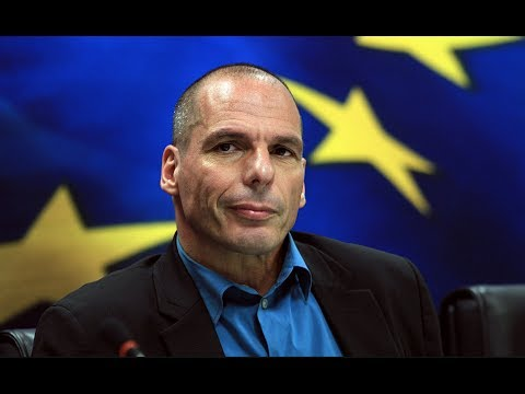 Yanis Varoufakis - Lecture On The Nature of Money, Modern Money, Bitcoin
