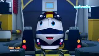 Robot trenler komik animasyon türkçe