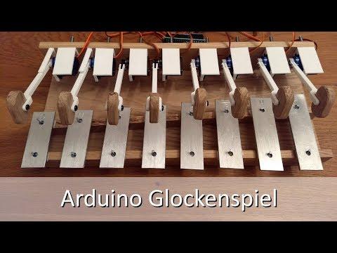 Arduino Glockenspiel