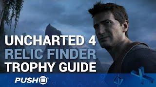 Uncharted 4: Relic Finder Trophy | Strange Pendant, Strange Relic, Strange Fruit Locations | Guide