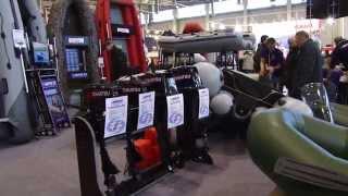 Моторы и лодки Golfstream стали участником международной выставки ''Охота и рыболовство на Руси 2014''