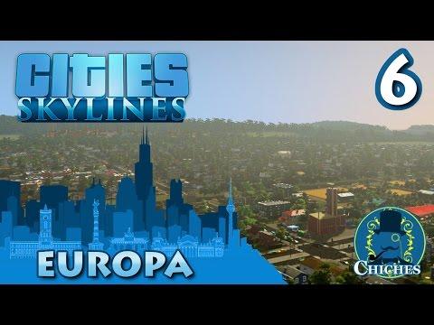 Cities Skylines - Europa - Ampliación  #6 en español