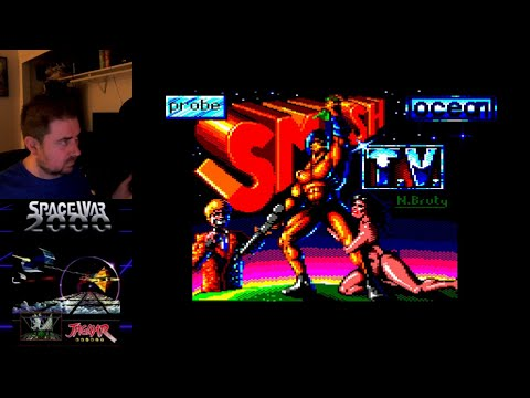 The Jeff Gerstmann Home Game: Questionable Ports of Smash TV & Pac-Man