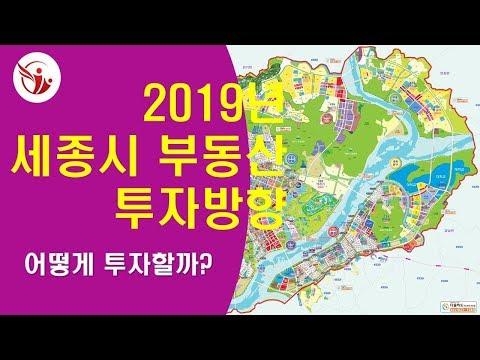 세종시 부동산 투자 전망 및 세종시 부동산 투자방향2019년 세종 롯데공인중개사