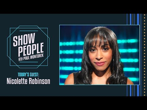 People with Paul Wontorek: Nicolette Robinson of WAITRESS