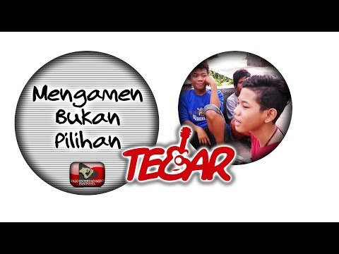 Tegar - Mengamen Bukan Pilihan    Official Music Video   720p (*HOT* NOW AVAILABLE ON iTUNES *HOT*)