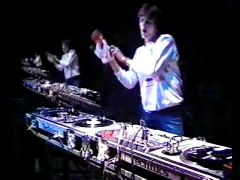 Download 1987 - Kris Kastaar (Belgium) - DMC World DJ Championship Final