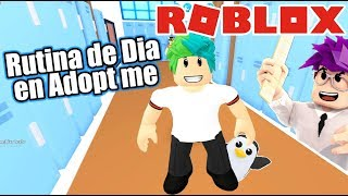 My Morning Routine in Adopt Me The Roblox School Roblox Karim Games Play