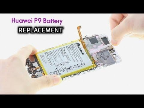 Huawei P9 Lite Battery Replacement Disassembly Youtube