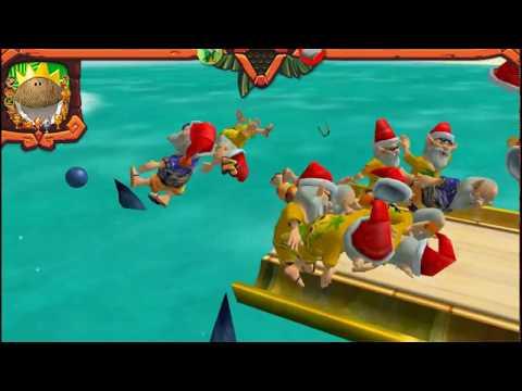 Elf Bowling : Hawaiian Vacation - Vs Hard CPU