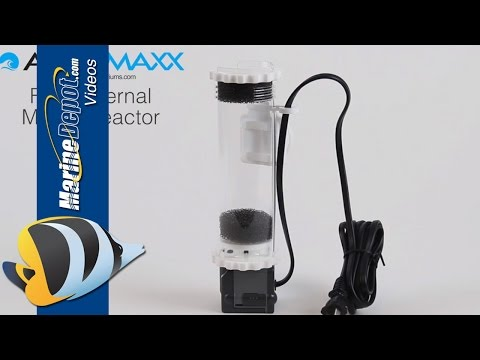 AquaMaxx FR-S Internal Media Reactor - For Carbon, GFO or BioPellets