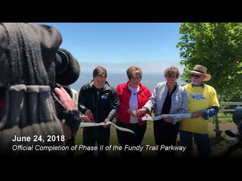Fundy Trail Fast Facts