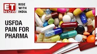 Amit Rajan & Surajit Pal speak about USFDA's strict policies for Indian pharma companies