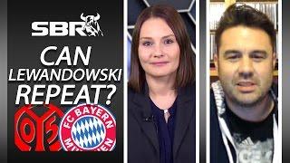 Mainz vs Bayern Munich 26/09/15 | Bundesliga Football Match Betting