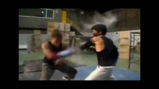 Endhiran.Co.In || Alex Martin Endhiran Stunt Shooting Exclusive Video
