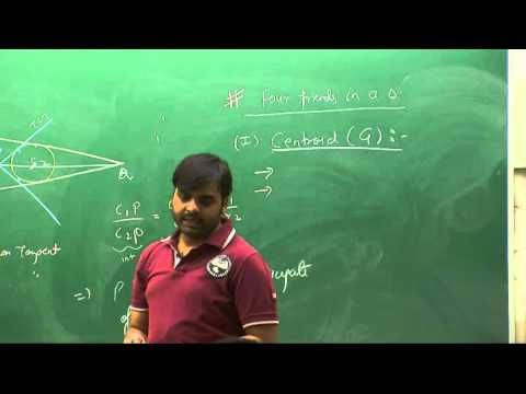 IIT JEE Main + Advanced | Mathematics | Straight Lines | NS Sir from etoosindia.com