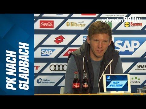 Spieltags-PK nach Gladbach – 29. Spieltag / 2016-17