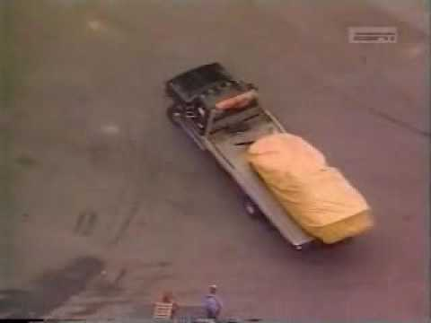 Ernie Irvan Michgan 1994 Aftermath - YouTube