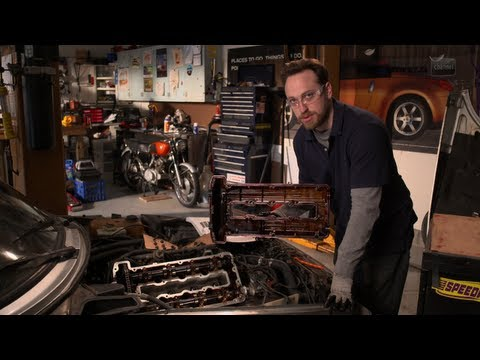 How to Replace a Valve Cover Gasket