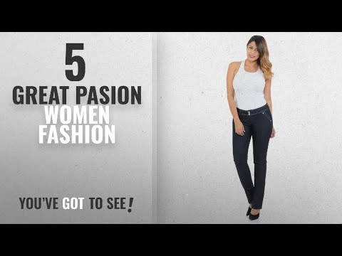 Pasion Women Fashion [2018 Best Sellers]: Pasion Women's Jeans · Push Up · Bootcut · Amazing Fit