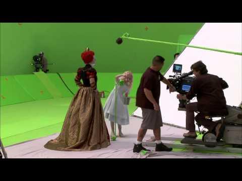 Alice In Wonderland: Broll Part 2 of 2