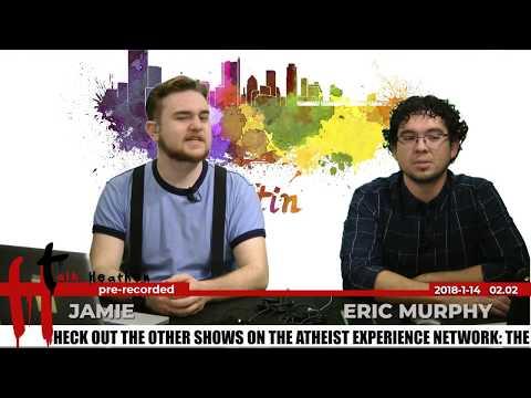 Talk Heathen 02.02 with Eric Murphy and Jamie