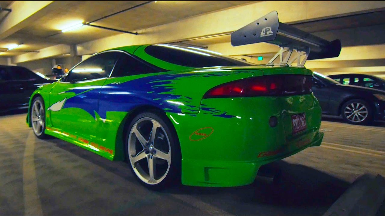 Incroyable The Fast And Furious In Real Life  LA Car Culture The Series   YouTube