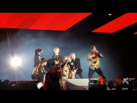 190615 JUMP @ BTS 방탄소년단 5th Muster Fanmeeting Magic Shop Busan 매직샵 부산 Concert Fa