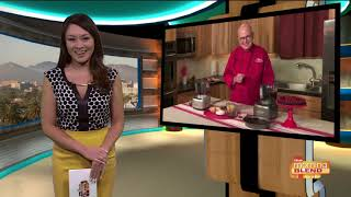 The Cooking Cardiologist shares heart healthy recipe