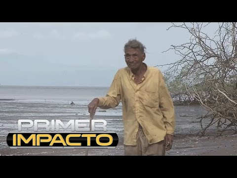El único habitante de esta isla tiene 97 años y un sentido del humor único