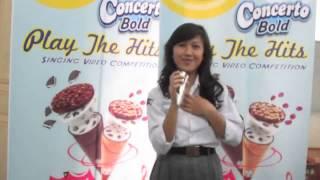Concerto Bold Play The Hits - SMA Pasundan 3 Bandung - Rena Wulan