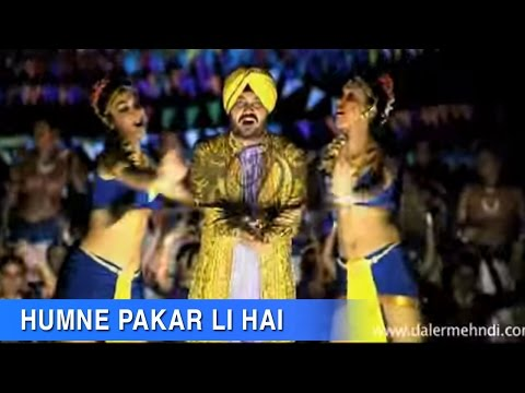 Humne Pakar Li Hai - Full Song | Shaa Ra Ra Ra| Punjabi Pop Song | Daler Mehndi | DRecords