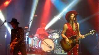 enrique bunbury apuesta por el rock and roll nov 2012 los angeles