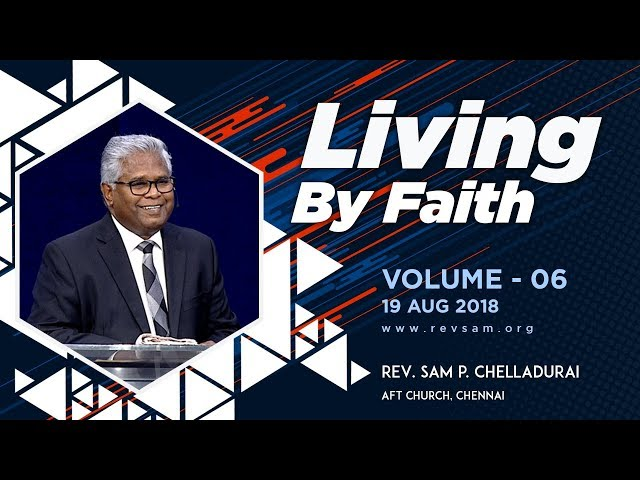 Living by Faith (Vol 06) - Our Heart and God's word