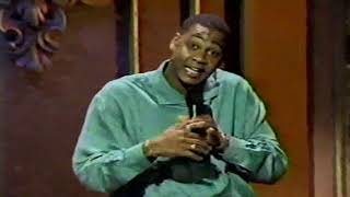 1990 Mark Curry from MTV Half-Hour Comedy Hour