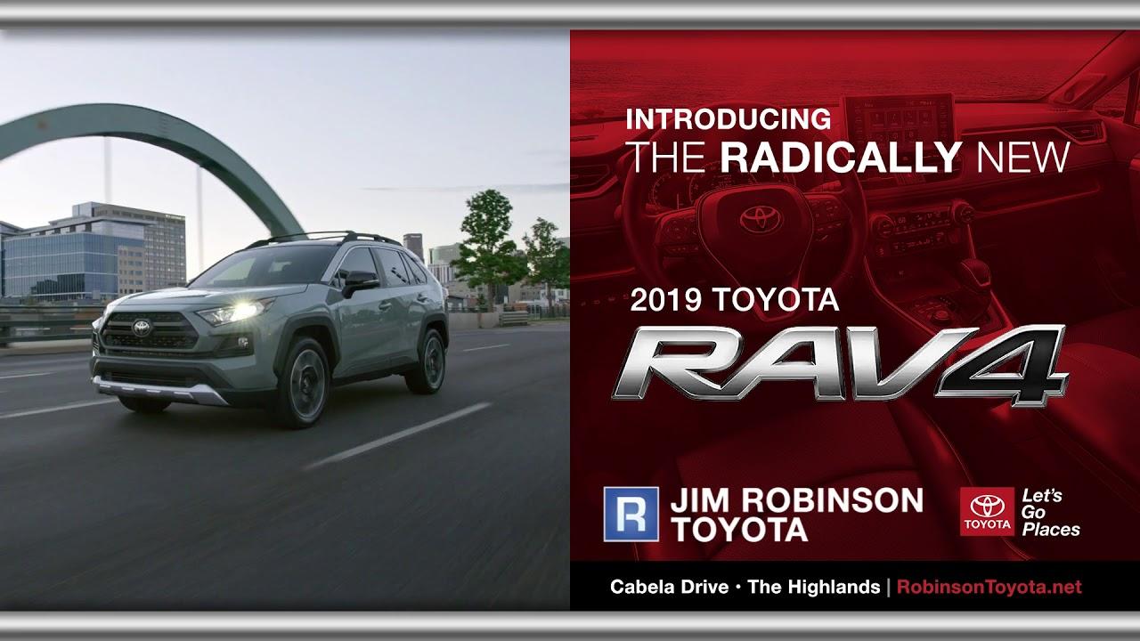Jim Robinson Toyota >> Jim Robinson Toyota January 2019 Promo 2 Youtube