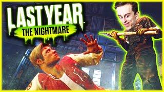 ALIEN ZNOWU SIĘ NAĆPAŁ | Last Year: The Nightmare [#10] #BLADII