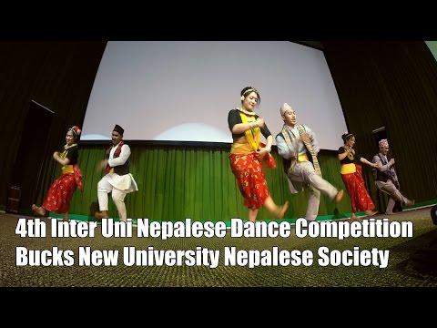 Bucks New University Nepalese Society, (4th Inter-Uni Nepalese Dance Competition 20160