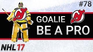 NHL 17 - Goalie Be a Pro #78