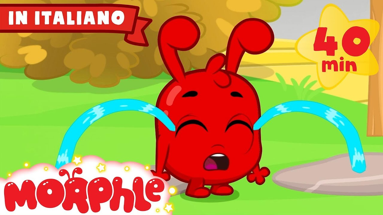 Download Morphle è Solo e Piange  | Cartoni Animati italiani per Bambini | Mila e Morphle in Italiano