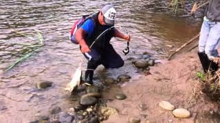 De pesca en la Cofania (Rio Putumayo)_ Carlitos Guerrero