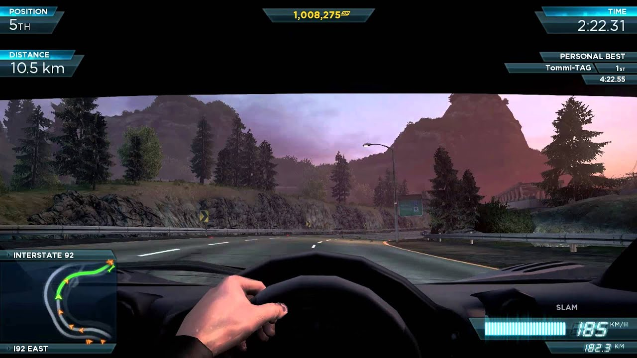 Need for Speed Most Wanted (2012) : McLaren F1 LM (DLC ...