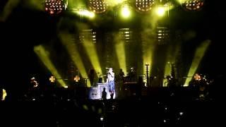 Rammstein - Sonne (cut/só final) LIVE - Rock in Rio Lisboa 2010 HD Portugal