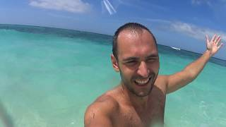 Секс на пляж. Сабсерфинг. Бьём Тату.  Дикий пляж Пука БИЧ.