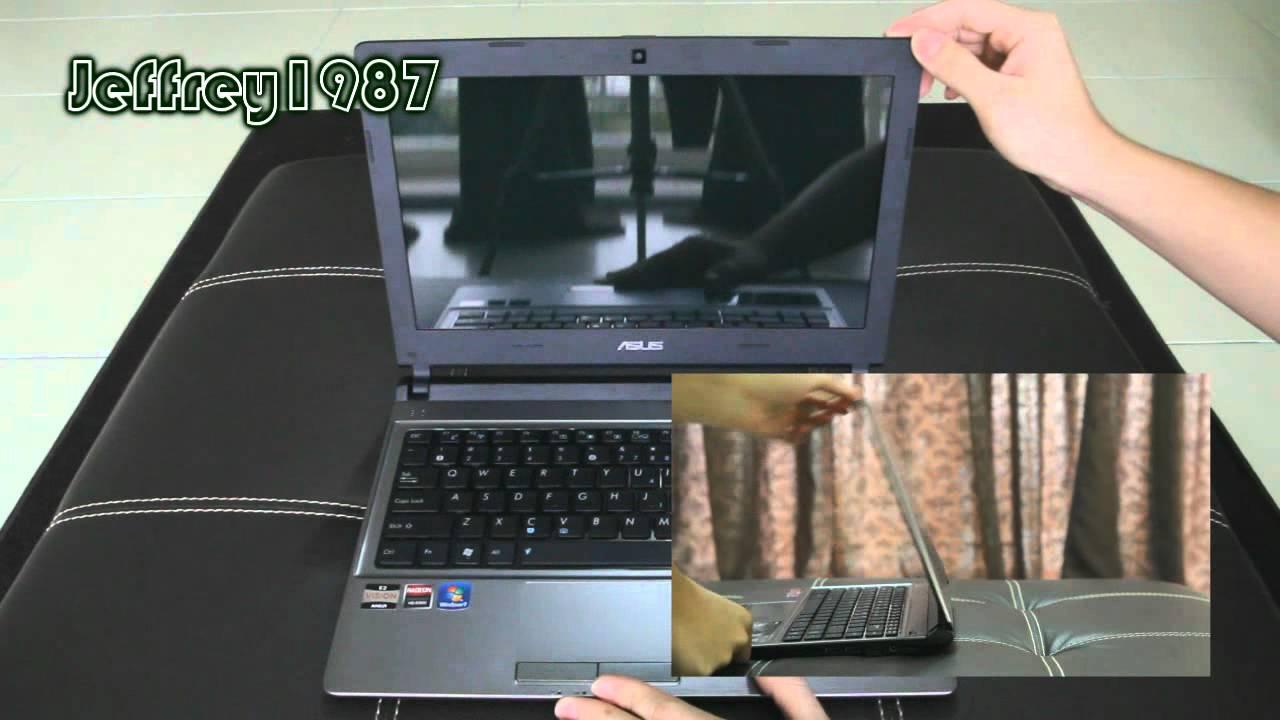 Asus U82U Notebook Webcam Driver UPDATE