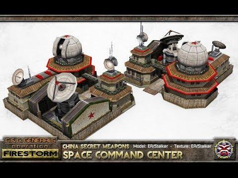 C&C Generals Operation Firestorm Beta 02 - Part Three - China Secret Weapons General