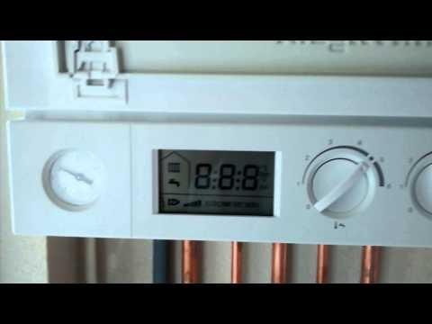 How to reset a Viessmann boiler