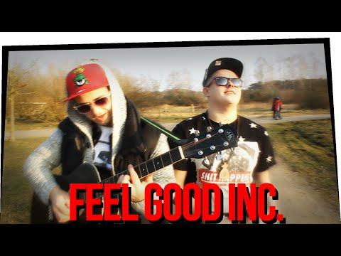 Gorillaz - Feel Good Inc | Cover