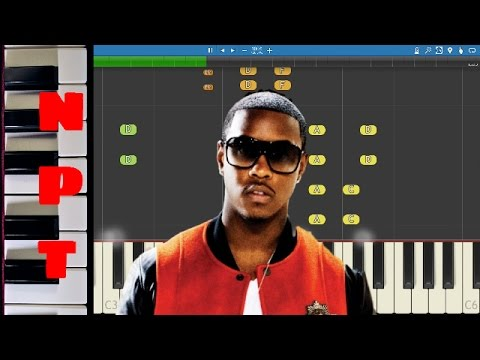 Jeremih - oui - Piano Tutorial - How to play oui by Jeremih (